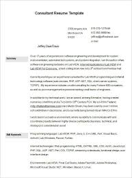 consultant resume template 9 free samples examples format sample junior travel consultant resume