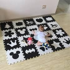 Online Shop Meitoku <b>baby</b> EVA foam puzzle <b>play mat</b>/ Trojan horse ...