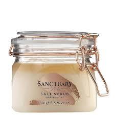 <b>Соляной скраб для</b> тела с ароматом жасмина, пачули и сандала ...