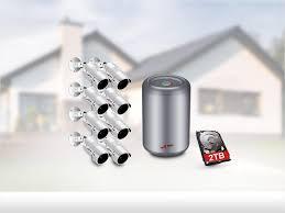 ANRAN <b>5MP HD POE</b> Waterproof <b>Outdoor</b> Security Camera System ...