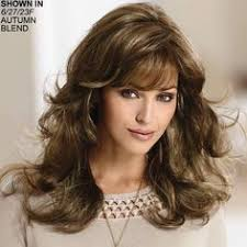 <b>New Sexy</b> Fasinating Long Wavy Mixed Brown Wig 22 Inches in <b>2019</b>