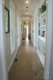 love this hallway with those lights home decor and design tips that never fail best lighting for hallways
