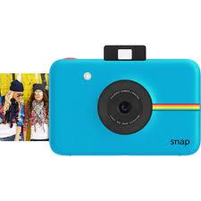 Купить <b>Фотоаппарат Polaroid Snap Blue</b> POLSP01BLE в Москве и ...