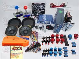 <b>Arcade parts Bundles</b> kit With Pandora Box 5 upgrade version VGA ...