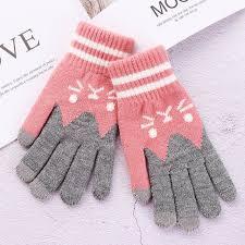 Интернет-магазин Зимние модные <b>перчатки</b> с <b>сенсорным</b> ...