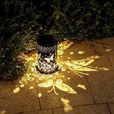 butterfly solar lantern - Amazon.com