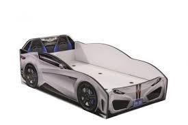 <b>Кровать</b>-<b>машина Spyder</b> белая Carbed 1305 <b>CILEK</b> - купить по ...