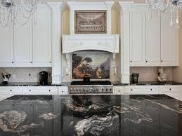 Titanium Granite Kitchen Kitchen Design White Cabinets Granite Countertops Contemporary
