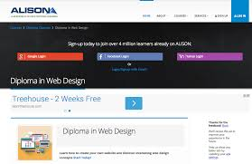 top drawer websites to learn web design and development 21 alison s online diploma in web design