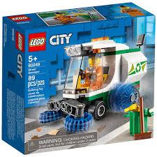Купить <b>конструктор LEGO City</b> Машина для очистки улиц 60249 в ...