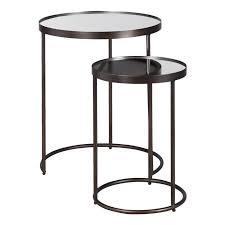 Liang & Eimil Song <b>Side Table Set</b> of <b>2</b> | Houseology