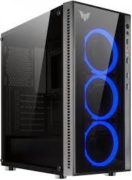 ROZETKA | <b>Корпус Crown CMC-GS10B</b> 600 Вт Black (CMC-GS10B ...