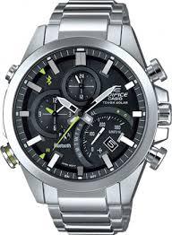 Мужские <b>часы Casio EQB</b>-<b>501D</b>-<b>1A</b> (Япония, Solar механизм ...