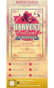 harvest festival church flyer template com harvest festival church flyer template