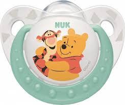 <b>Пустышка Nuk</b> Trendline Disney <b>ортодонтическая силиконовая</b> с ...