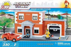 <b>Конструктор Engine</b> 13 Fire Station - <b>COBI</b>-1477 | детские игрушки ...