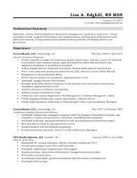 graduate nurse resume example nursing resume objective nurse er professional nursing resume examples newsound co sample nursing resumes and cover letters example of