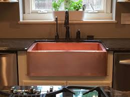 hammered copper kitchen sink: image of hammered copper kitchen sinks