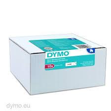 <b>Dymo</b> 2093096 Value Pack 10x <b>S0720680</b> 40913 41913 <b>D1</b> zwart ...