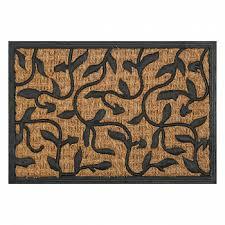 <b>Подушка</b> декоративная, <b>45х45</b> см, вельвет, изумрудная, Листья ...