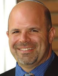 Rabbi Dan Muscovitz of Temple Sholom, Vancouver