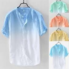 JAYCOSIN Shirts Summer 19new Men Breathable Collar <b>Hanging</b> ...