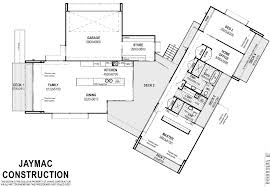Floor Plan Friday  Home   a central breezeway   Katrina ChambersI found this plan in my travels around the internet  What do you think from first glance  click on the image to get a bigger view   Not for everyone