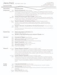 resume jess hall cv page 1