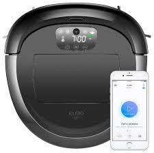 <b>Робот</b>-<b>пылесос iCLEBO O5 WiFi</b> — купить по выгодной цене на ...