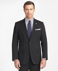 men s suits 3 piece suits and suit pants brooks brothers fitzgerald fit two button 1818 suit remembertooltipbutton