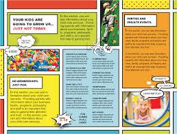 brochure child care brochure template best of child care brochure template medium size