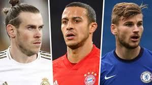 Premier League <b>2020</b>-21 completed transfers: Thiago, Bale, Werner ...