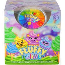 "<b>Набор для создания</b> Fluffy слайма ""Monster's Slime"" SF001 /<b>KiKi</b>/"