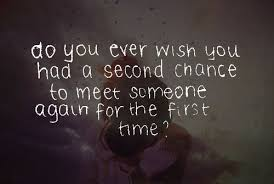 Second chance quotes about relationships