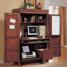 compact office desk. apartments amazing teak wook armoire computer furniture design with double leaf door and keyboard desk tray compact glass metal corner office