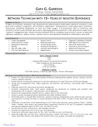 cable installer job resume general service technician resume