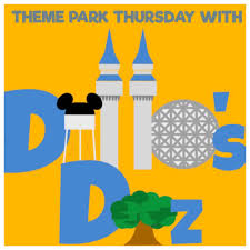 Theme Park Thursday with Dillo's Diz