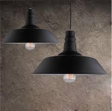 vintage wrought iron lid pendant lights blackwhite industrial ceiling pendant lamps loft retro hanging antique industrial pendant lights white