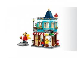 <b>LEGO 31105</b> Городской магазин игрушек купить <b>Creator</b>