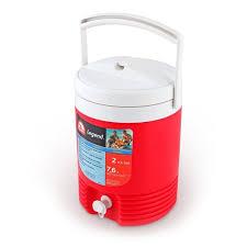 Изотермический контейнер <b>IGLOO 2 GAL</b> (7 л.) красный