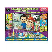<b>ToysLab</b> (Science agents) <b>Набор для</b> экспериментов Большая ...