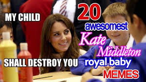 20 Best Royal Baby Memes; Kate Middleton in Labor | Heavy.com via Relatably.com