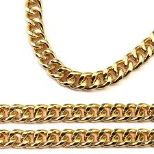 <b>18k Gold</b> Plated Big Hip Hop Long/Choker Chains Wholesale <b>11mm</b> ...