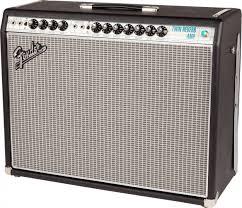 <b>Гитарный комбоусилитель Fender</b> '<b>68</b> Custom Twin Reverb®