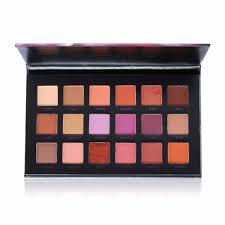 <b>Beauty Glazed</b> 18 Colors Desert Dusk Makeup Eye Shadow Palette ...