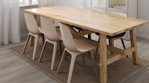 <b>6</b> Seater <b>Dining</b> Table & <b>Chairs</b> - IKEA
