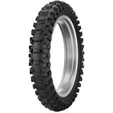 <b>Dunlop Geomax MX33</b> Rear Tire | MotoSport
