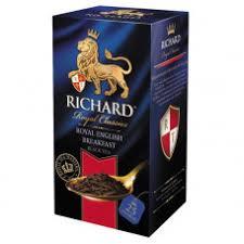 <b>Чай Richard</b> Royal <b>english</b> breakfast <b>черный</b> 25пак Майский
