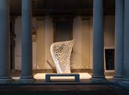 robots green design innovation architecture green zaha hadid architects 3d prints an experimental structure the help of robots