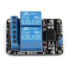 <b>2</b>-<b>Channel 5V Relay</b> Module – SainSmart.com